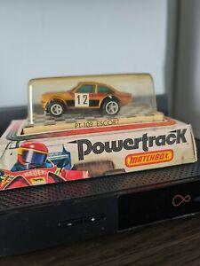 Matchbox powertrack
