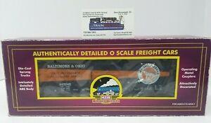 MTH BALTIMORE & OHIO 40' BOX CAR 20-90026A -- NEW