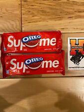 2 PACKS Supreme Oreo Cookies *RARE*