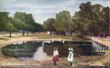 Hadley Green near Barnet. Art View by Gordon Smith.