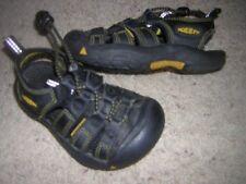 KEEN Newport H2 Waterproof Sandals Black Kid's Sz 9C