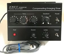 Zone V1 agrandisseur minuterie et Foot Switch
