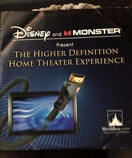 Disney & Monster Present The Higher Definition Home Theater Experience DVD New