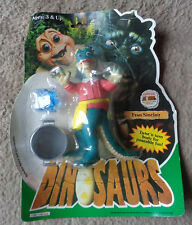 Raro década de 1990 Disney/Hasbro/Henson dinosaurios programa de televisión Fran Sinclair MOC
