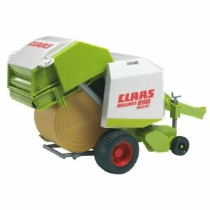 Bruder Claas Rollant 250 Straw Baler 1:16 Scale 02121
