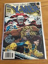 THE UNCANNY X-MEN ANNUAL #18 1994