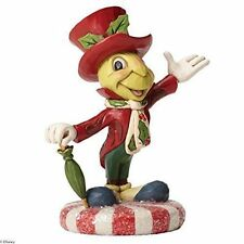 Disney Traditions 4051974 Jolly Jiminy Cricket Christmas