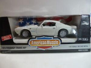 ERTL American Muscle 1973 Firebird Trans Am, 1:18, NIB, Mfg 1995
