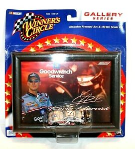 Winners Circle Gallery Series #29 Kevin Harvick GM Goodwrench Service 1/64