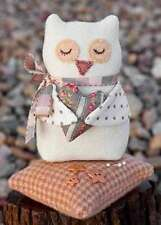 BITTY OWL PINCUSHION SEWING PATTERN, From Bunny Hill Designs NEW