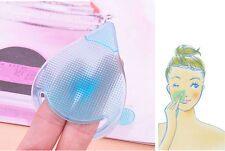 Useful Facial Cleansing Face Silicon Brush Pore Cleanser Blackhead Remover BUAU