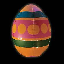 Jumbo Inflatable Light-Up Eggs - Toys - 3 Pieces