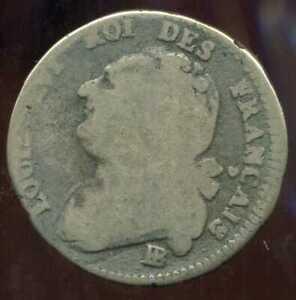 LOUIS XVI  12 deniers 1792 BB