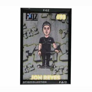Figz Collection Sticker   #93   Jon Reyes