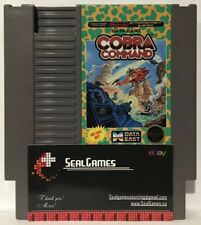 Cobra Command (Nintendo Entertainment System, NES 1988) Authentic Oem **TESTED**
