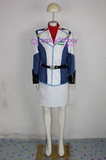 Gundam SEED Destiny Murrue Ramius Cosplay Costume uniform