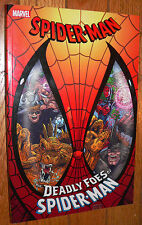 Spider-Man The Deadly Foes of Spider-Man TPB  softcover