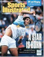 September 17, 1990 Pete Sampras Sports Illustrated