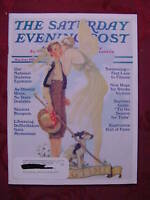 Saturday Evening POST May June 2001 Norman Rockwell