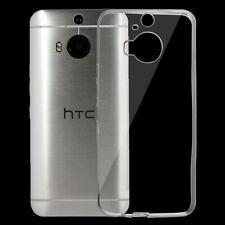 Dünn Silikonhülle HTC One M9 TPU Case Hülle transparent Schutzhülle Etui Tasche