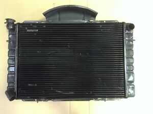 Radiator For Holden Statesman WB V8 Manual 1980-1984 3 Row Copper  Recondition