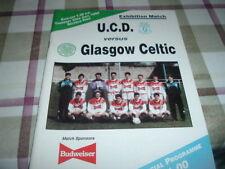 UCD v Celtic July 1992
