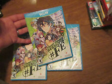 Tokyo Mirage Sessions #FE (Nintendo Wii U, 2016) BRAND NEW FACTORY SEALED