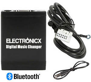 Adapter USB MP3 Aux Bluetooth Hands Free VW, Skoda , Audi And Seat 12 Pin