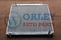 QLD 3 Rows Radiator for Pajero Montero Shogun NM NP NS NT 2.8 3.2 diesel V6 MT