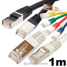 """""""Netzwerk-Kabel Patchkabel FTP CAT5e 1:1 1m"""