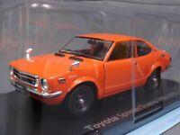 Toyota Sprinter Trueno 1600 1972 1/24 Big Scale Box Mini Car Display Diecast