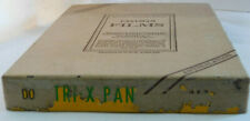 VINTAGE KODAK Tri-X 4x5 FILM IN A SEALED BOX, MARCH 1943, FOR DISPLAY