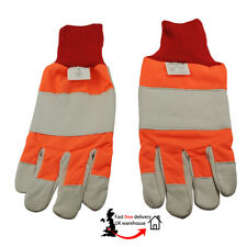 Chainsaw Safety Gloves Class 1 Size 11 Extra Large