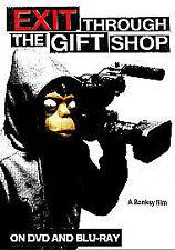 Exit Through the Gift Shop DVD (2010) Banksy