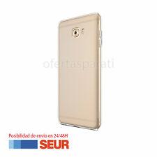 Funda Silicona Gel Carcasa TPU para Samsung Galaxy C9 / C9 Pro.Transparente Liso