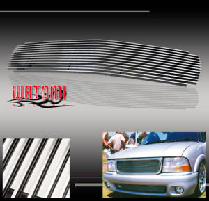 98-03 GMC S15 JIMMY SONOMA PICKUP GRILLE GRILL 00 01 02