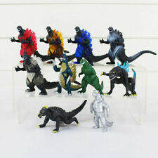 10pcs lot Movie Godzilla Monster Action Figure toy Collect Gift No Box 6cm