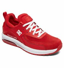 Tg 38 - Scarpe Donna DC Shoes Air Vandium SE Red Rosso Sneakers Schuhe 2019