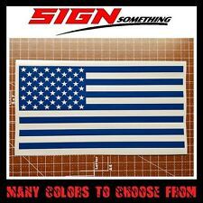American Flag Decal / Sticker
