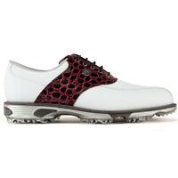 FootJoy Mens DryJoys Tour Waterproof Spiked Golf Shoes