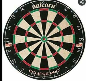 Unicorn Eclipse Pro Dartboard £24.99 Fast & Free UK Delivery/Same Day Postage