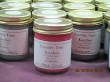 Soy Candles 8 oz Lot Of 6 - Smoke & Odor Eliminator Candles - Pick Your Scents