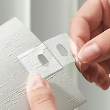 Self Adhesive Vertical Blind Repair Tabs, Bulk Wholesale lot of 100 tabs