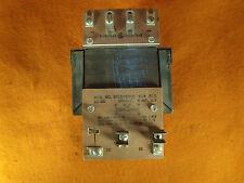 GE CONTROL TRANSFORMER 9T55Y50G2   230/460v input, 115 vac output 500va(.500kva)