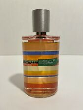 Essence of Woman United Colors of Benetton 3.3 fl.oz 100 ml EDT Spray 95% Full