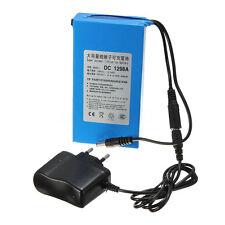 Agli ioni di li-tio del caricatore DC12V 9800mAh Batterie ricaricabili e EU PLUG