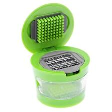 Portable Mini Garlic Grater Chopper Slicer Onion Hand Press Grinder Crusher N#S7