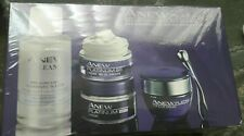Avon Anew Platinum Recontouring 14 Day System Day Night & Eye Cream Cleanser NEW