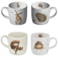 *Special Offer* Wrendale By Royal Worcester - Boxed Set of 4 Mugs - Set 2