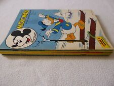Micky Maus 1970 Jahrgang 10 Hefte